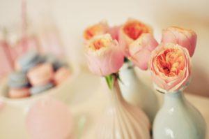 Květinové aranžmá a dekorace